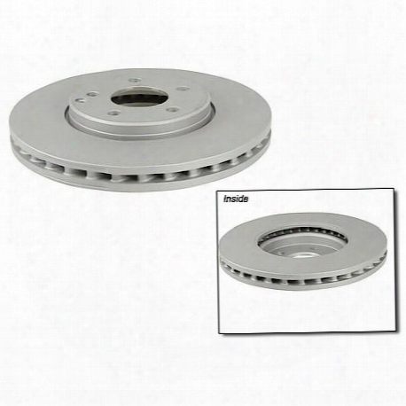 Otto Zimmermann Brake Disc - N1000233664zic