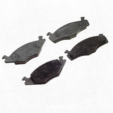 Pagid Brake Pad Set, With Shims - N101039581pag