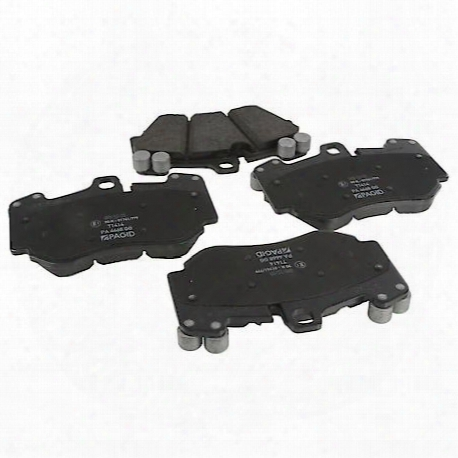 Pagid Brake Pad Set, With Shims - N1010402238pag