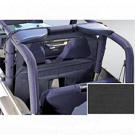 Rugged Ridge Roll Bar Curtain - 13552.35