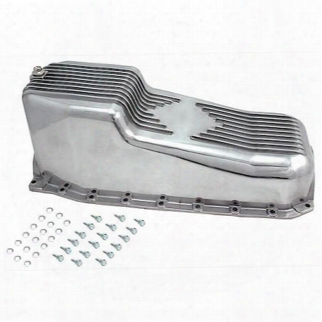 Spectre Alum Oil Pan Sbc 86-up - 4989