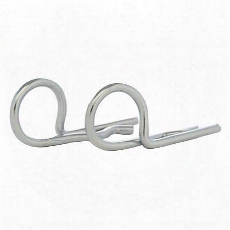 Spectre Hair Pin Clips, Silver - 4262