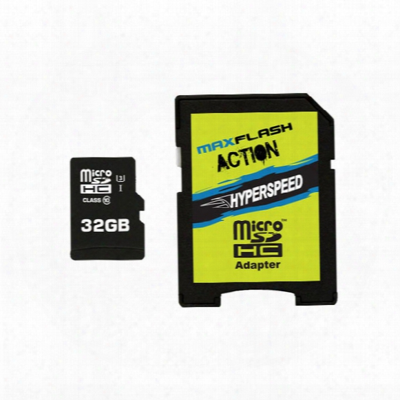 Action Hyperspeed Microsdxc Memory Card - 32gb