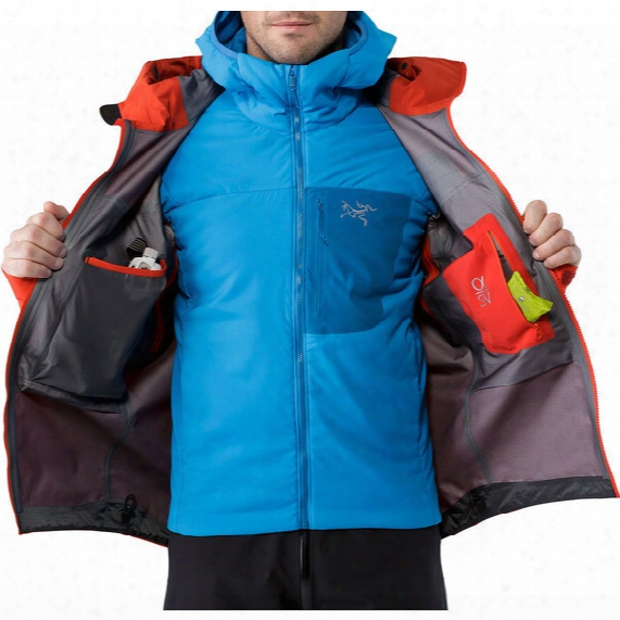 Arc'teryx Alpha Sv Jacket - Mens