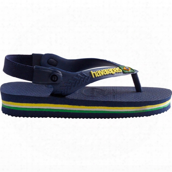 Baby Brazil Logo Sandal - Kids
