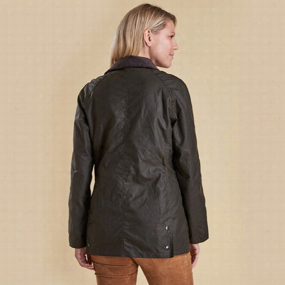 Barbour Inc. Classic Beadnell Wax Jacket - Womens