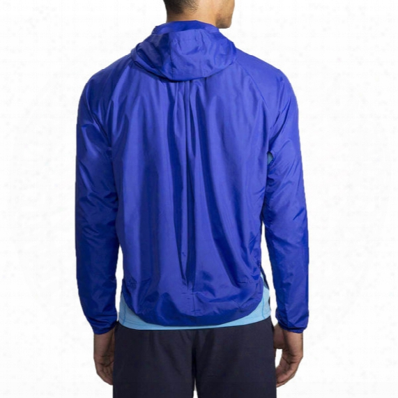 Cascadia Shell Running Jacket - Mens