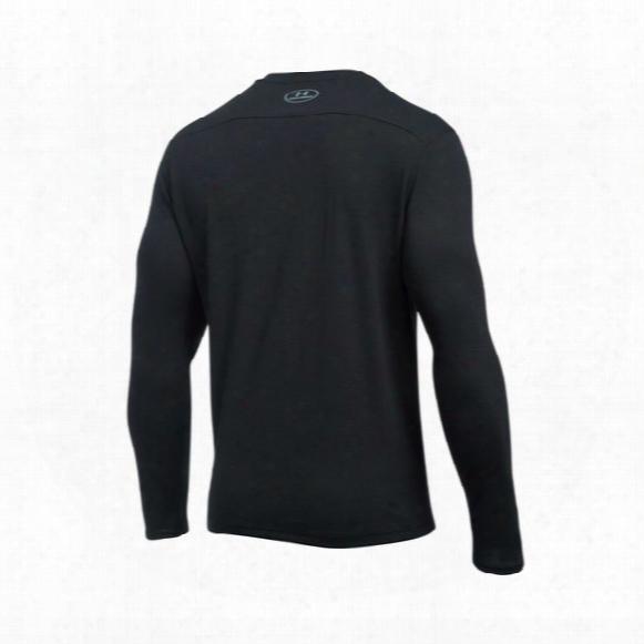 Coldgear Infrared Lightweight Henley Long Sleeve Top - Mens