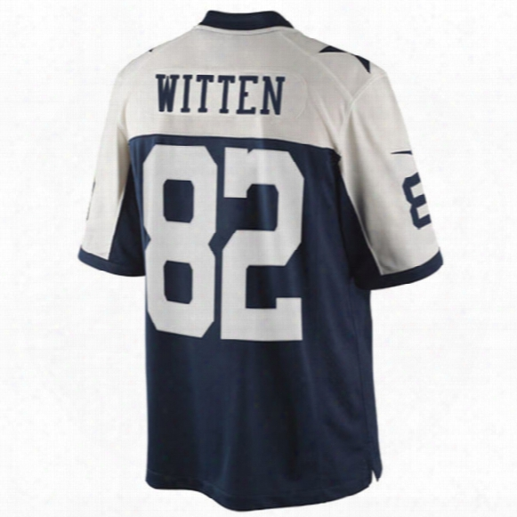 Dallas Cowboys Jason Witten Throwback Limited Jersey - Mens