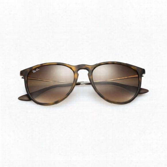 Erika Classic Sunglasses - Brown Lenses