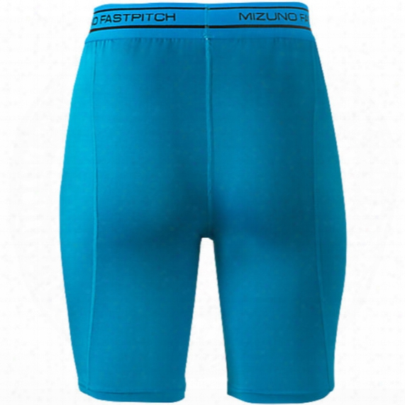 Low Rise Compression Sliding Short - Womens