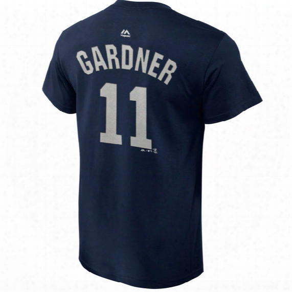 Mlb New York Yankees Player Name & Number T-shirt ( Brett Gardner ) - Youth