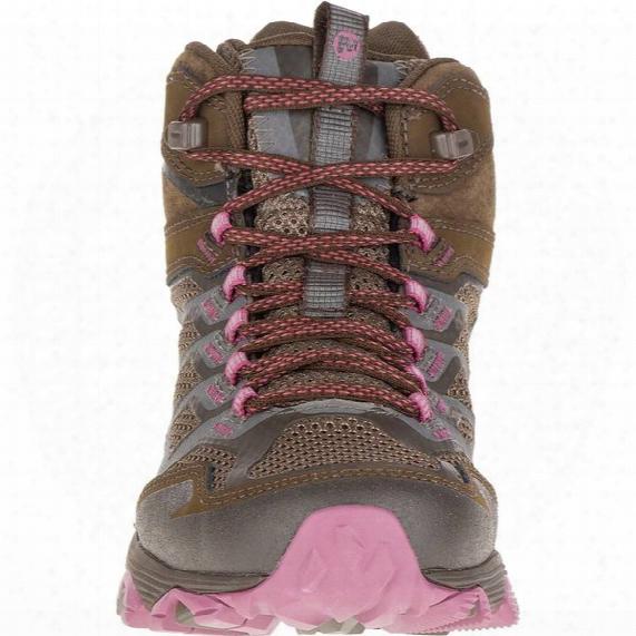 Moab Fst Mid Waterproof Shoe Ã Womens