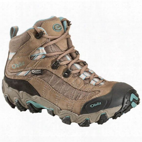 Oboz Footwear Phoenix Mid Bdry Hiking Shoe - Womens