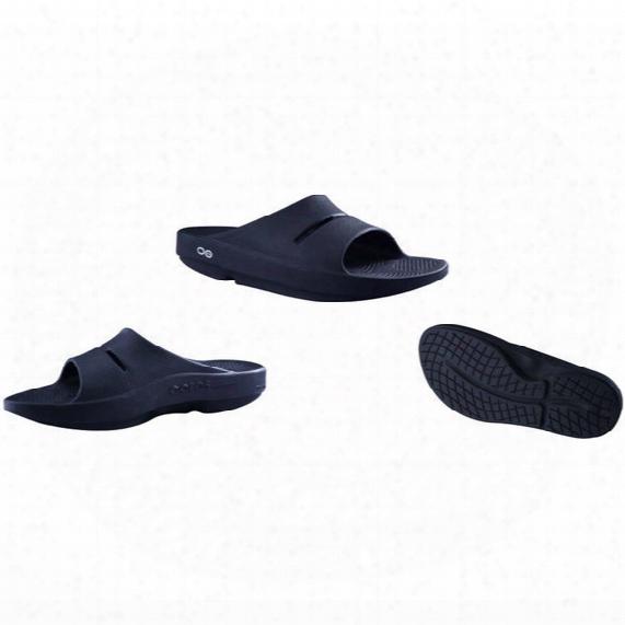 Ooahh Slide Sandal - Navy