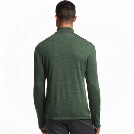 Original Half Zip Long Sleeve Top - Mens