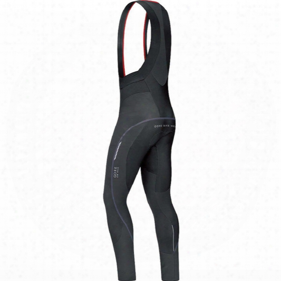Oxygen Partial Thermo Long Bibtights - Mens