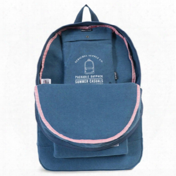 Packable Cotton Daypack