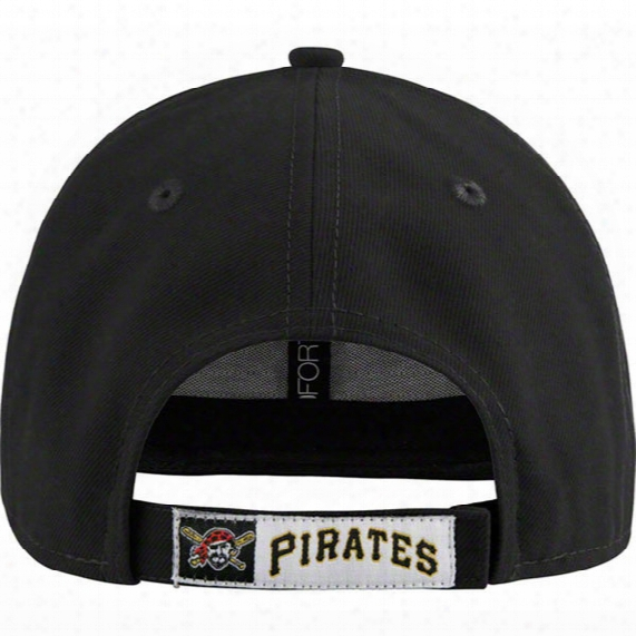 Pittsburgh Pirates Mlb League 9forty Hat