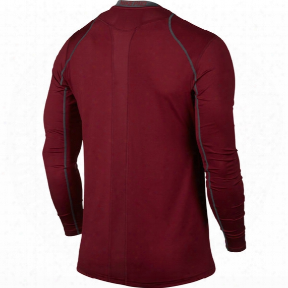 Pro Cool Fitted Long Sleeve Shirt - Mens
