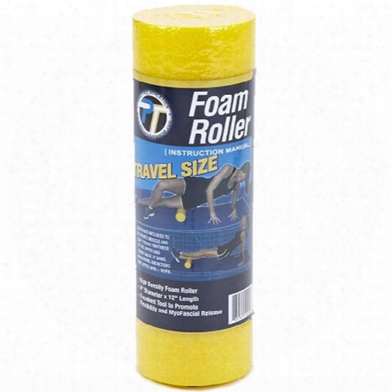 "Pro-tec Foam Roller 4""dx12""l Travel Size"