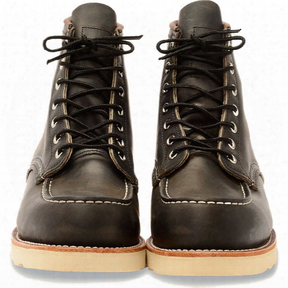 Red Wing Shoes Classic Moc Boot - Mens