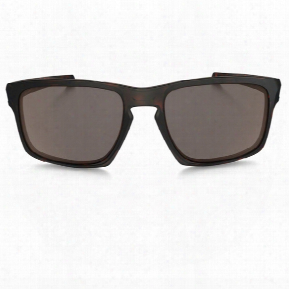 Silver Sunglasses - Warm Gray Lens