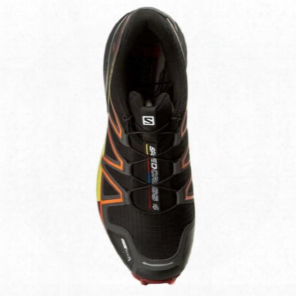 Speedcross 4 Cs Trail Running Shoe Ã Mens