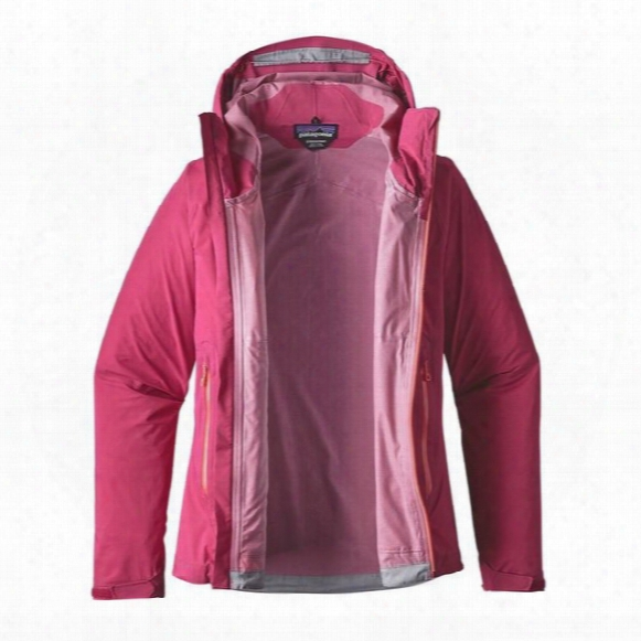 Stretch Rainshadow Jacket - Womens