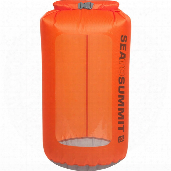 Ultra-sil View Dry Sack - 20 Liter
