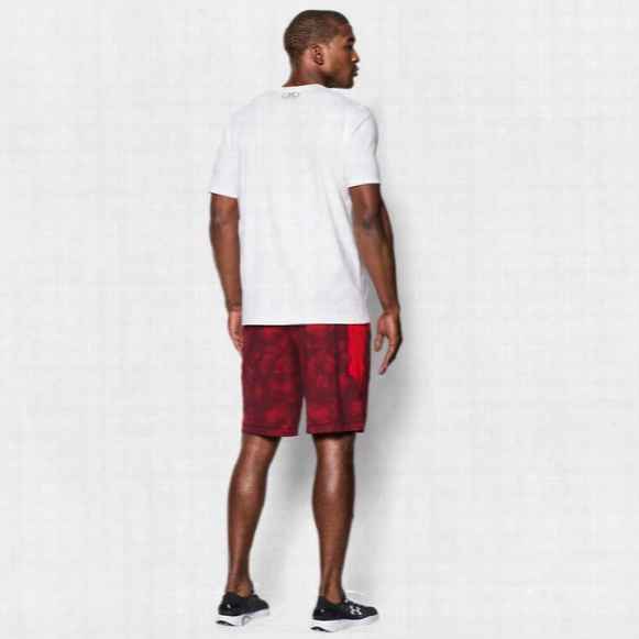 "Under Armour Raid Printed 10"" Short - Mens"