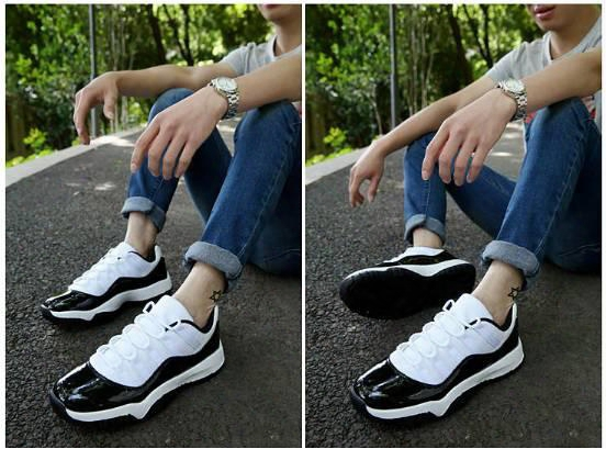 2015 Wholesale Retro 11 High And Low Cut Mens And Womens Basketball Shoes Sneakers For Men And Women Top Quality Many Colors Cheap