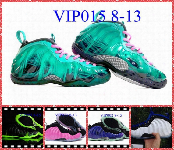2016 Men Positive Paranorman & Shooting Star & South Beach Doembech & Concord Basketball Sport Shoes Penny Hardaway Galaxy Training Sneakers
