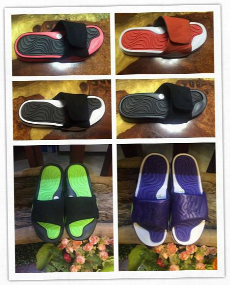 2016 New Cheap Sale Air Retro 4 Slippers Sandals Hydro Iv Retro 4s Slides Size 8-13 Free Shipping Basketball Shoes Retro 4s Sneakers