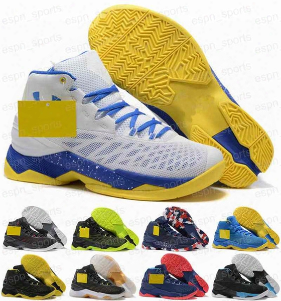 2016 Stephen Curry 3.5 Elite Mens Basketball Shoes 2017 Aaa Quality One Signature Sport Shoes Men Athletic Trainers Sneakers Us 7-12