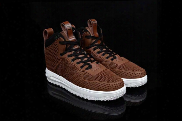2017 Fashion New Lunar Force 1 Duckboot Men's Sports Boots Outdoor Sport High Quality Sneakers Eur40-47