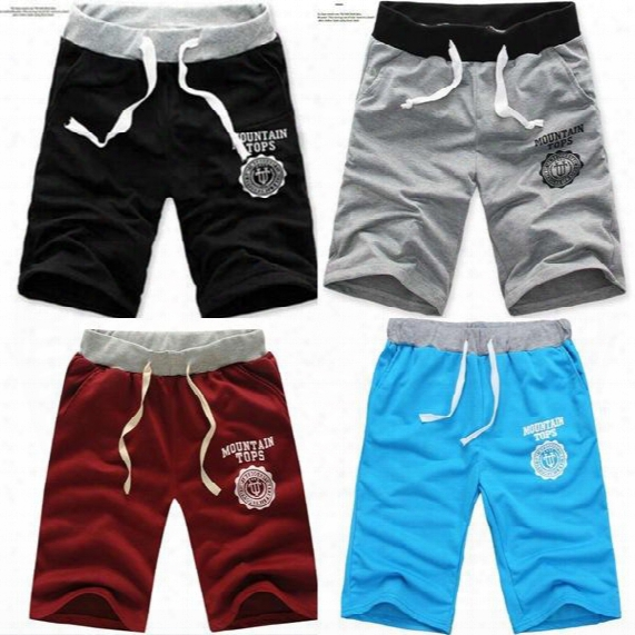 2017 Men Shorts New Mens Hip Hop Sweat Pants Basketball Jogger Baggy Trousers S-xxxl Men Sport Pantalones Pants Man Trousers Lace Up Capris