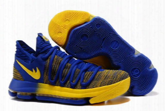 2017 Mens Athletic Fmvp Kevin Kd X 10 Playoffs Basketball Shoes Warriors Home Wolf Durant 10s Training Sport Sneakers Us 7-12