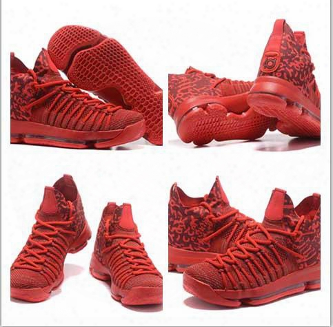 2017 New Arrival Kd 9 Basketball Shoes For Men's Boy's High Quality Kd 9 Ix Men Sports Shoes Euro 40-46