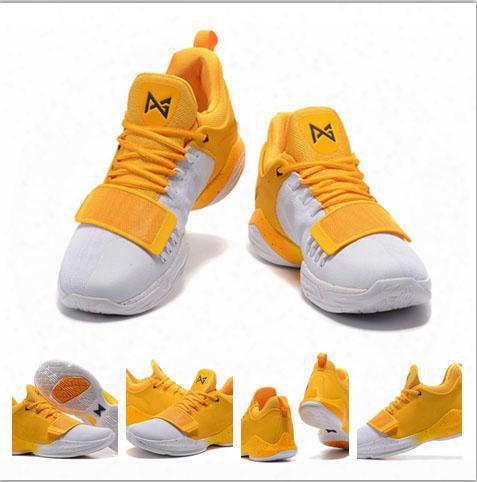 2017 New Arrival Paul George Pg 1 Ts Prototype Ep Shining Zoom Ferocity Basketball Shoes Mens Trainers Paul George Shoes Us 7-12 With Box
