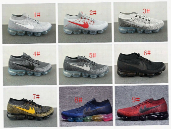 2017 Newest Sports Basketball Shoes Low Price Running Shoes For Women In Stock Vapormax Women Sshoes