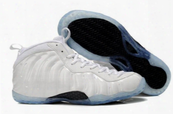 Air Basketball Shoes Sneakers Men's Blue Man One Pro Sports Shoes Pearl Penny Hardaway Size:8-13