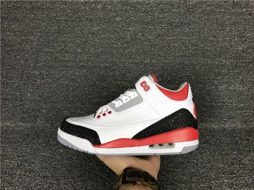 Air Retro 3 Basketball Shoes 3s Black Cement Cemend 88 Cyber Monday Fire Red Okc Pur Uk True Blue Wool Sneakers