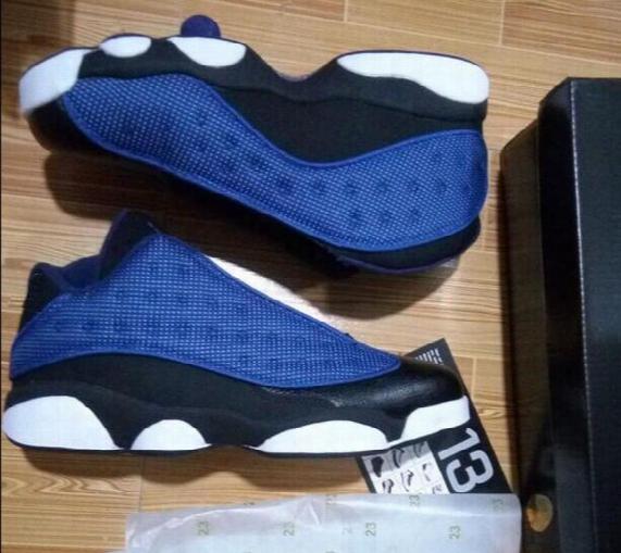 Brave Blue Retro 13 Low University Blue Metallic Silver Best Quality With Box Wholesale Basketball Shoes Men Size
