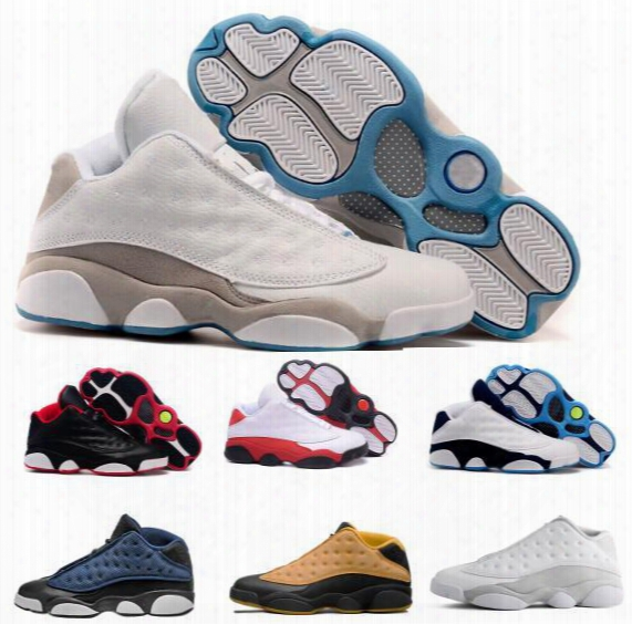 Discount Retro 13 Basketball Shoes Low Men Women Man Red China Air Retros 13s Lows Sports Shoe Females Authentic Athletic Outdoors Sneakers