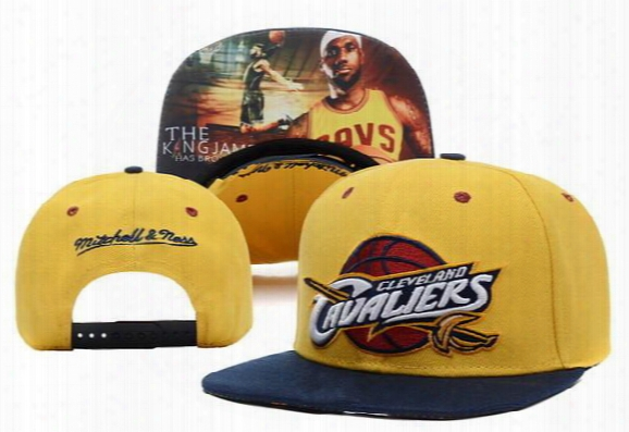 Finals Snapback Hat 2016 Cleveland Cavs Locker Room Official Basketball Snap Back Hats Black Hip Hop Snapbacks High Nobility Players Sports