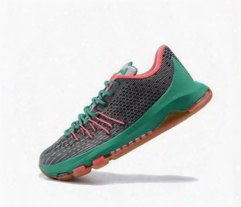 Free Shipping Kd 8 Basketball Shoes For Men,hot Sell High Quality Kd8 Shoes,men Sport Shoes Size 40-46