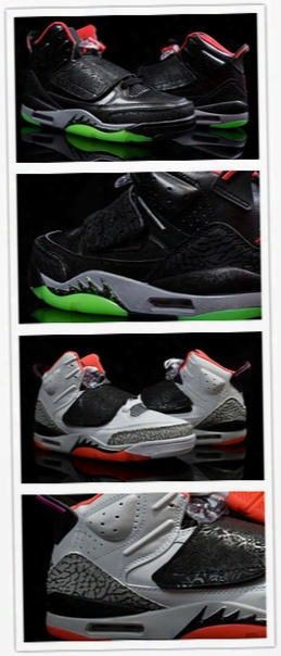 Hot Sale Quality Wholesale  The Sun Of Mars Low L Air Shoes Retro 4 Cement Leather Mens Basketball Shoes Sneakers Outdoors Athletics Shoes