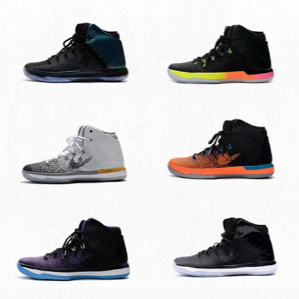 Hot Selling Drop Shipping Cheap Famous 31 Retro Xxx Mens Basketball Sneakers Shoes Size 7-12