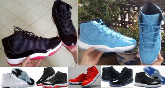 Jumpman Gamma Blue 11s Basketball Shoes Xi Athletic Shoes High Quality Retro 11 Bred Sports Shoes Factory Store With Box Sneakers Retro Xi